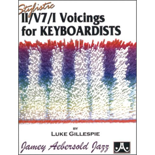 AEBERSOLD GILLESPIE LUKE - VOICINGS FOR JAZZ KEYBOARD - CLAVIER