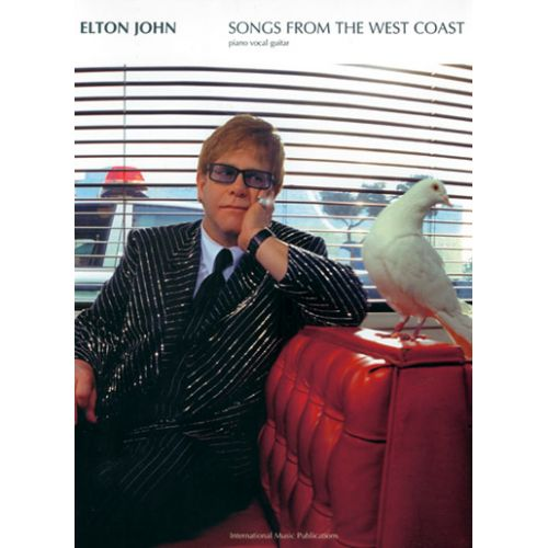 IMP JOHN ELTON - SONGS FROM THE WEST COAST - PVG