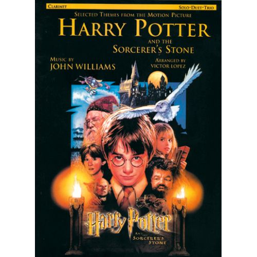 WARNER BROS HARRY POTTER AND THE SORCERER'S STONE - CLARINET
