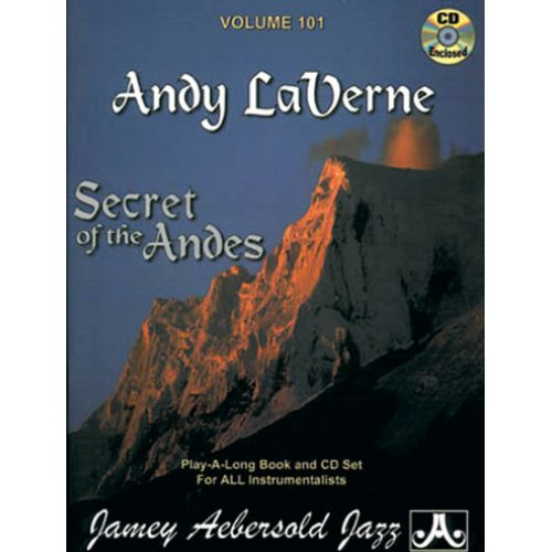 AEBERSOLD AEBERSOLD N°101 - SECRET OF THE ANDES + CD
