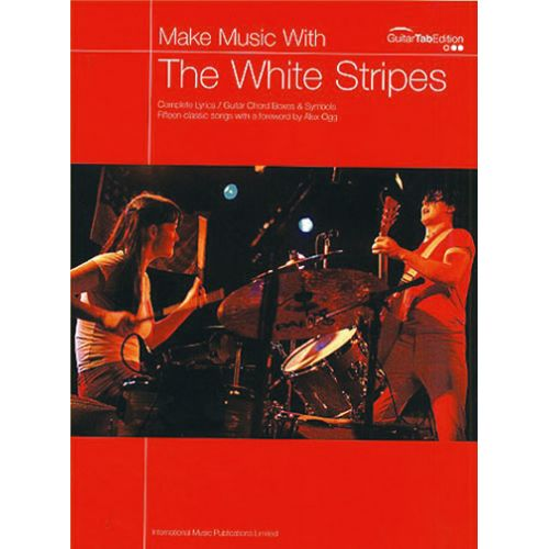 IMP WHITE STRIPES : MAKE MUSIC WITH