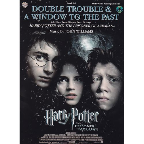 WARNER BROS WILLIAMS JOHN - HARRY POTTER ET LE PRISONNIER D'AZKABAN + CD - FLUTE, PIANO