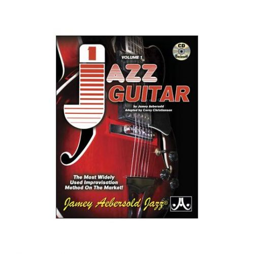 AEBERSOLD HOW TO PLAY JAZZ - GUITAR + 2 CD