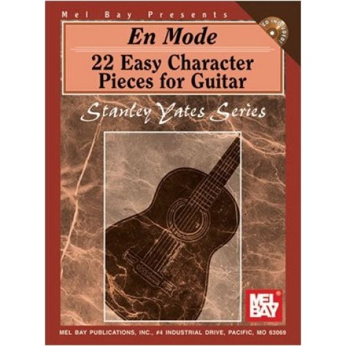 MEL BAY YATES STANLEY - EN MODE - GUITAR