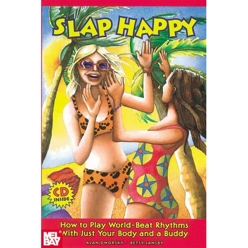 AMSCO DWORSKY ALAN - SLAP HAPPY - PERCUSSION