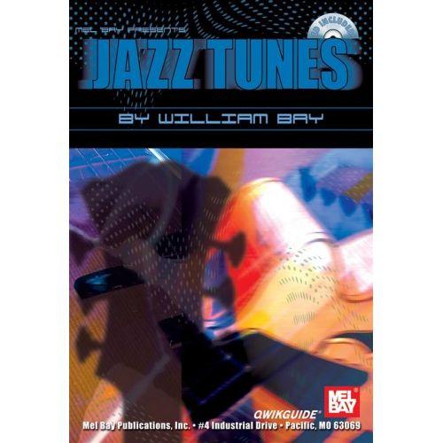 MEL BAY BAY W. - JAZZ TUNES - GUITARE + CD