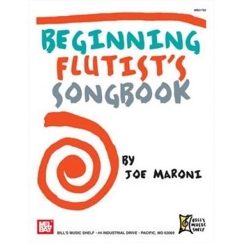 MEL BAY MARONI JOE - BEGINNING FLUTIST'S SONGBOOK - FLUTE