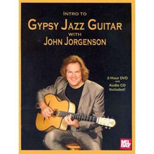 MEL BAY JORGENSON JOHN - INTRO TO GYPSY JAZZ GUITAR - GUITAR