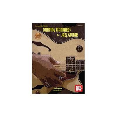 MEL BAY FERGUSON JIM - COMPING STANDARDS FOR JAZZ GUITAR + CD - GUITAR