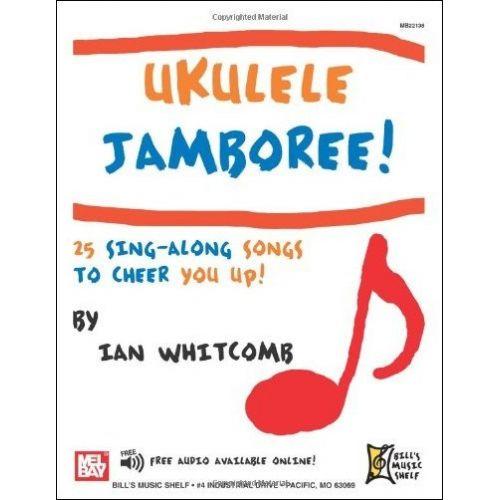 MEL BAY WHITCOMB IAN - UKULELE JAMBOREE! - UKULELE