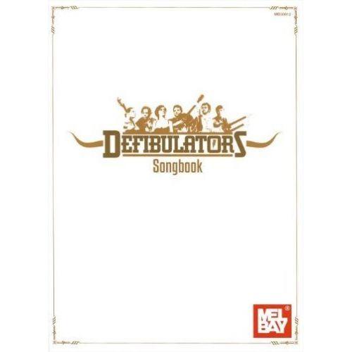 MEL BAY DEFIBULATORS - DEFIBULATORS SONGBOOK - ENSEMBLE