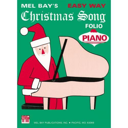 MEL BAY BANKS SUE - EASY WAY CHRISTMAS SONG FOLIO/- PIANO SOLO