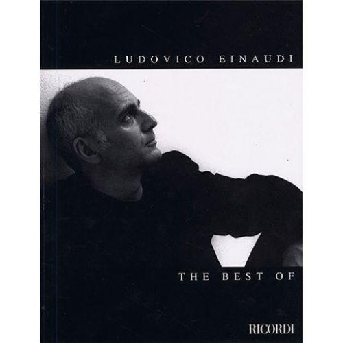 RICORDI EINAUDI L. - THE BEST - PIANO