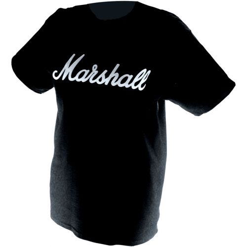 MARSHALL T SHIRT BLACK - MEDIUM