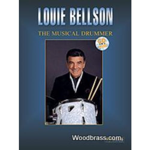 WARNER BROS LOUIE BELLSON - THE MUSICAL DRUMMER + CD