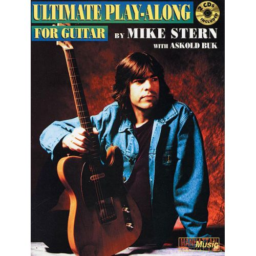 ALFRED PUBLISHING STERN MIKE - MIKE STERN ULT PLAY FOR GTR 2CDS - GUITAR