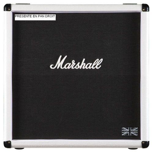 MARSHALL 1960AW SLANT WHITE