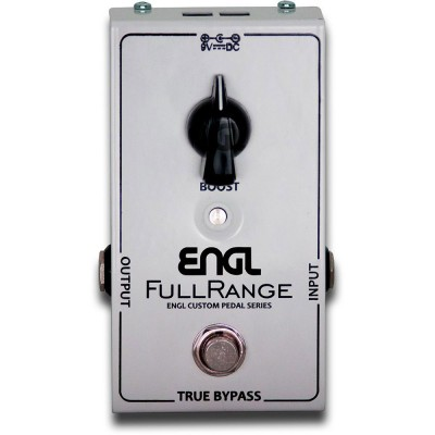 ENGL EP04 BOOSTER FULL RANGE BOOSTER EFFECT PEDAL