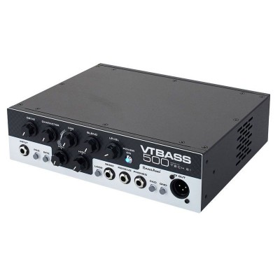 TECH21 VT BASS 500 BASS AMP HEAD 500W