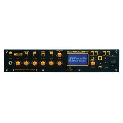 MARKBASS BASS MULTIAMP S 2X300W @ 8 OHMS AMPLI DIGITAL STEREO