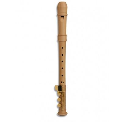 Flautas de pico soprano