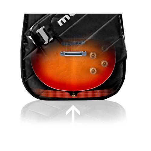 Mono bags housse guitare electrique m80 sleeve black for Housse guitare electrique