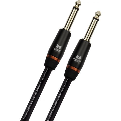 MONSTER CABLE BASS2-21 BASS 6,4M