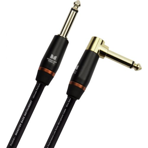 MONSTER CABLE BASS2-21A BASS 6,4M