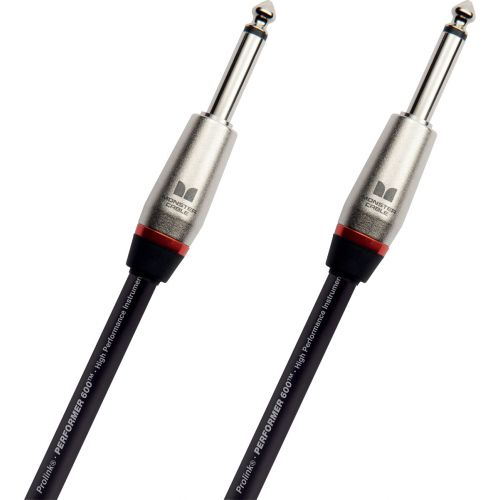 MONSTER CABLE P600-I-21 PERFORMER 600 INSTRUMENT 6,4M