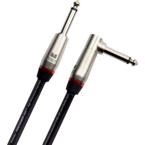 MONSTER CABLE P600-I-3A PERFORMER 600 INSTRUMENT 0,9M