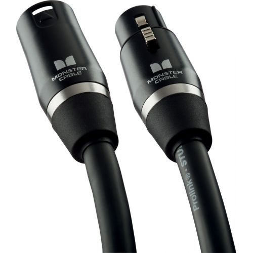 MONSTER CABLE SP2000-M-10 STUDIO PRO 2000 MICROPHONE 3M