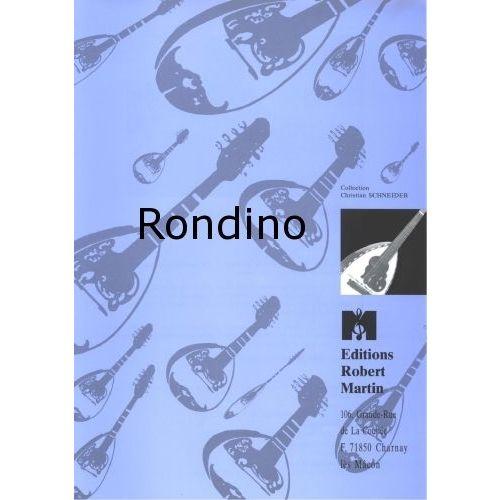 ROBERT MARTIN MONTI - RONDINO