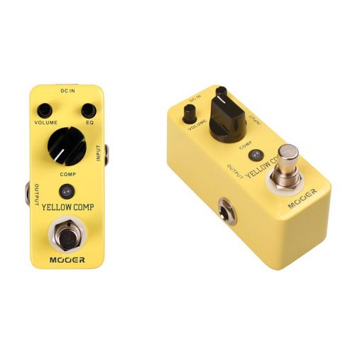 MOOER YELLOW COMP - COMPRESSEUR OPTIQUE