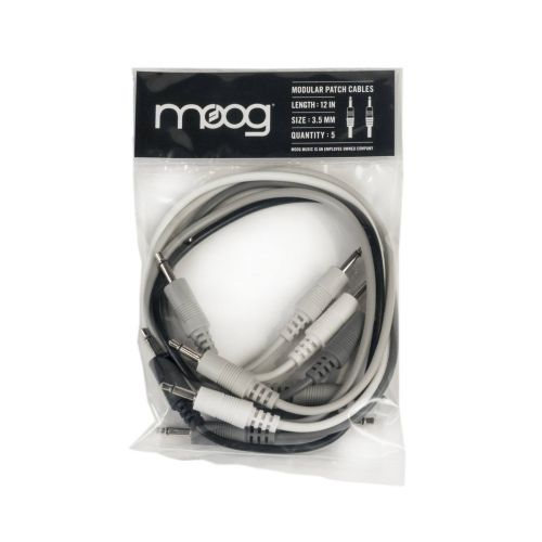 MOOG PATCH CABLE 12 INCHES