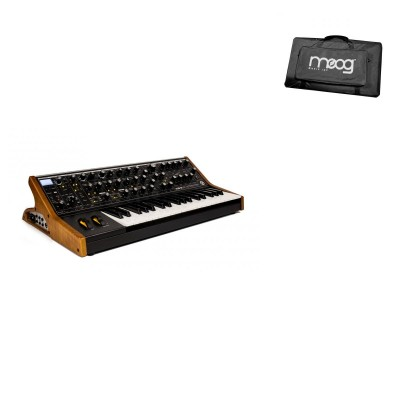 MOOG SUB 37 TRIBUTE + GIG BAG