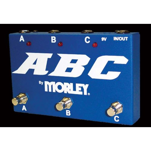MORLEY SWITCH ABC
