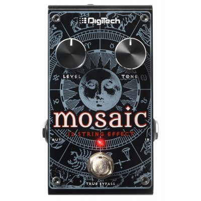 DIGITECH MOSAIC FX PEDAL 12 STRINGS