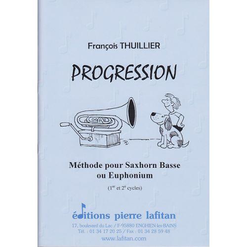 LAFITAN THUILLIER F. - PROGRESSION - METHODE SAXHORN