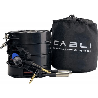SINGULAR SOUND CABLE REEL FOR CABLE CABLI X5 + BAG