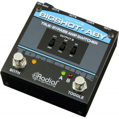 RADIAL BIG SHOT ABY SWITCH