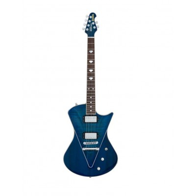 MUSIC MAN ARMADA BALBOA BLUE FLAME