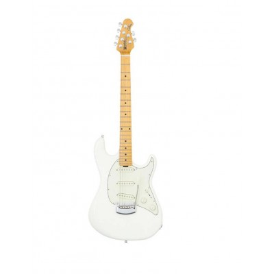 MUSIC MAN CUTLASS IVORY WHITE