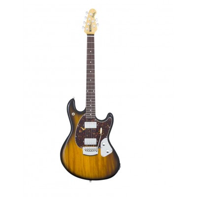 MUSIC MAN STINGRAY GUITARE VINTAGE TOBACCO BURST