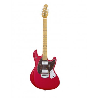 MUSIC MAN STINGRAY GUITARE CHILI RED