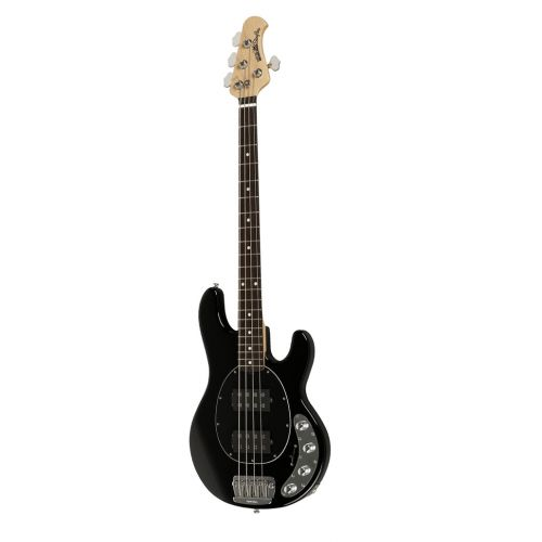 MUSIC MAN STINGRAY HH MN BLACK