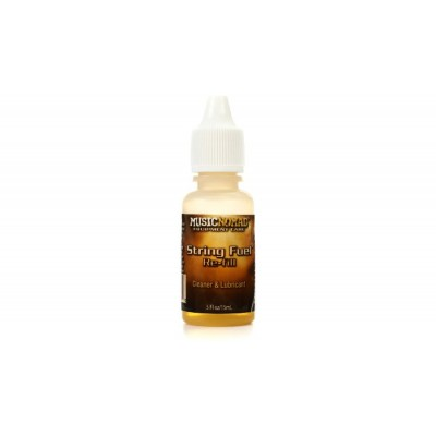 MUSICNOMAD STRING FUEL REFILL - 15 ML - 0.5 FL OZ