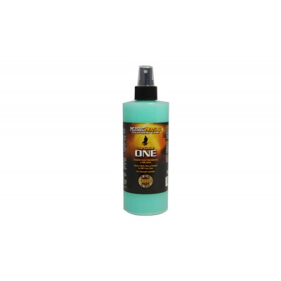 MUSICNOMAD THE GUITAR ONE 12 OZ.TECH SIZE - ALL IN 1 CLEANER - POLISH AND WAX