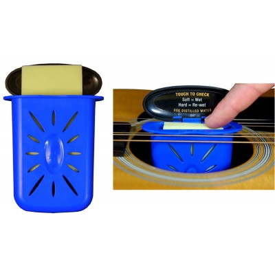 MUSICNOMAD THE HUMITAR - ACOUSTIC GUITAR SOUNDHOLE HUMIDIFIER