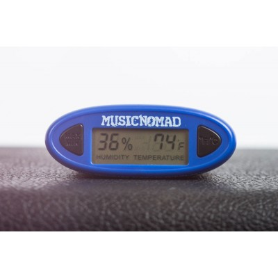 MUSICNOMAD THE HUMIREADER - HUMIDITY AND TEMPERATURE MONITOR