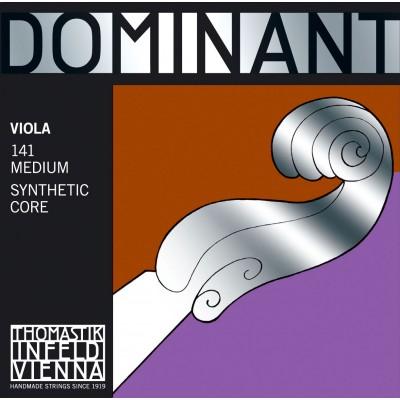 THOMASTIK DOMINANT VIOLA SET MEDIUM TENSION 141